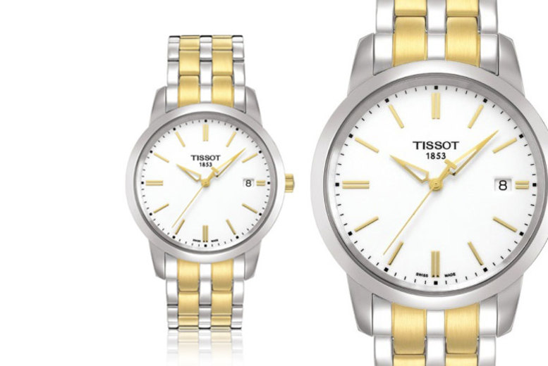 Swiss-Made Tissot Class Dream Men's Watch