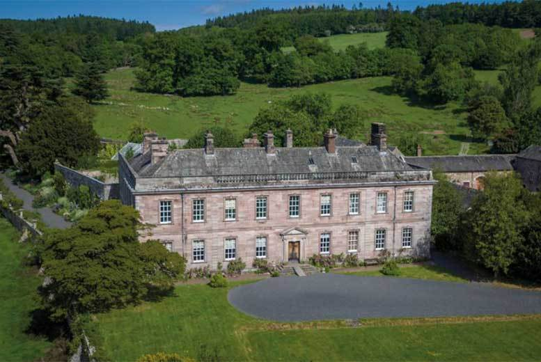 Dalemain Mansion Entry, Tour & Cream Tea For 2 – Family Upgrade!