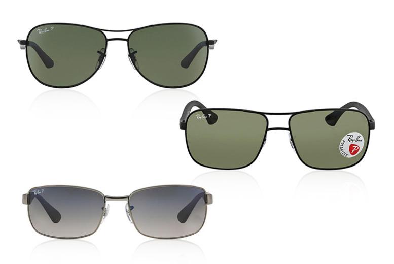 Ray-Ban Polarised Sunglasses – 3 Designs!