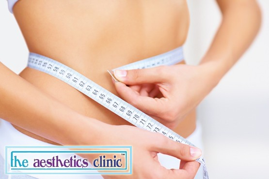 £79 for 3 sessions of Lumislim Laser Lipolysis or £119 for 6 sessions at The Aesthetics Clinic, London Bridge – save up to 79%