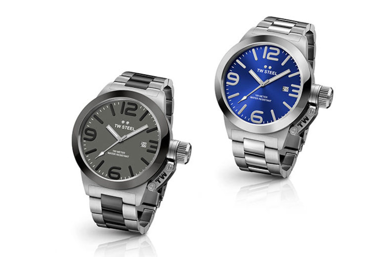 TW Stainless Steel Men's Watches - 7 Designs!