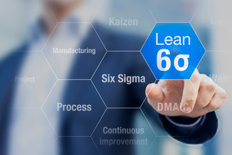 Online Six Sigma and Lean Process Course for £19