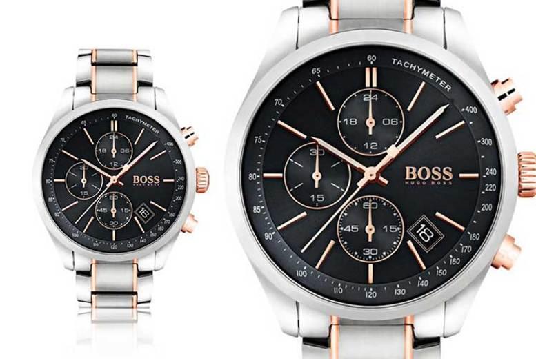 Men's HB1513473 Hugo Boss Watch