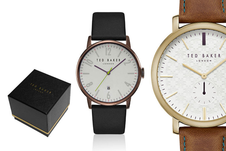 Ted Baker Men's Watches - 12 Designs!