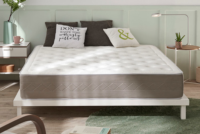Biosensitive Dual Layer 11-Zone Mattress