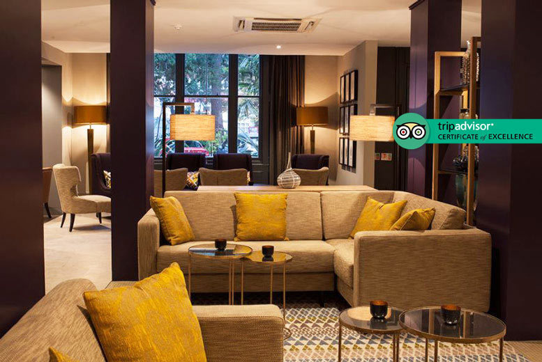 4* Bournemouth Boutique, B'fast & 2-Course Dinner – Summer Dates!