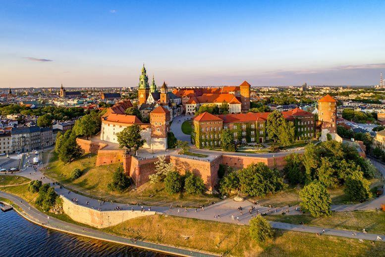 European City Breaks: 2-3nt Krakow City Break & Flights - Auschwitz Tour!