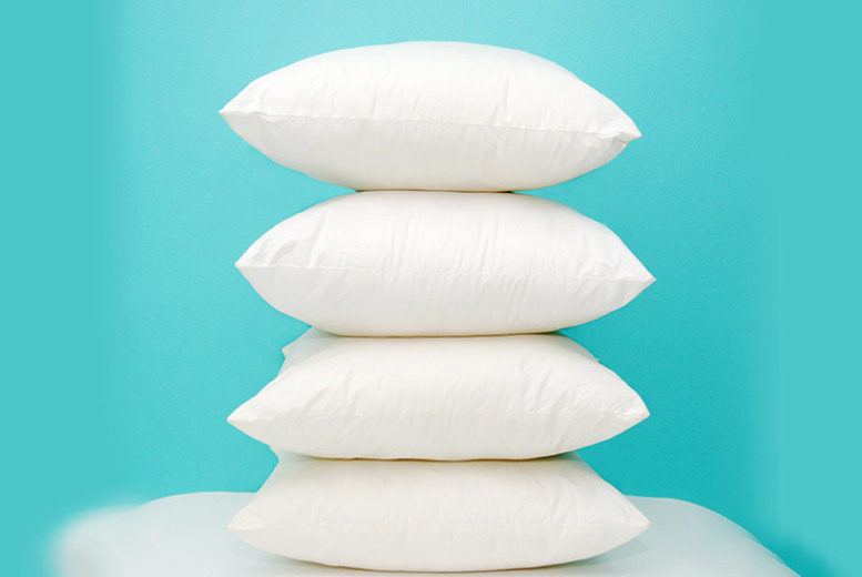 Temperature Regulating Pillows – 2 or 4! from £9.99