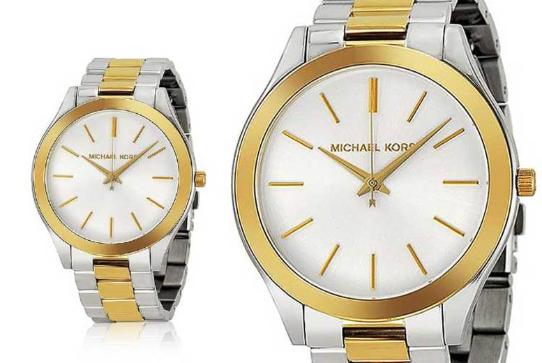 MK3198 Ladies Michael Kors Slim Watch