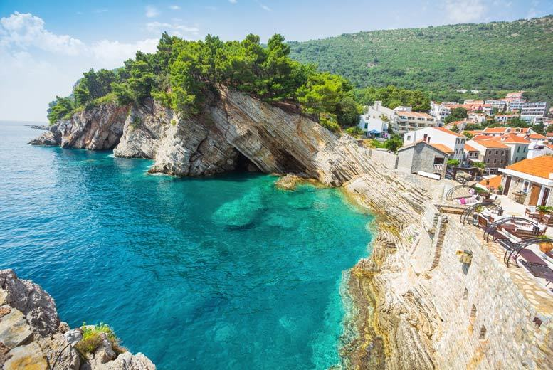 4-7nt Luxury 4* Montenegro All-Inclusive Getaway & Flights