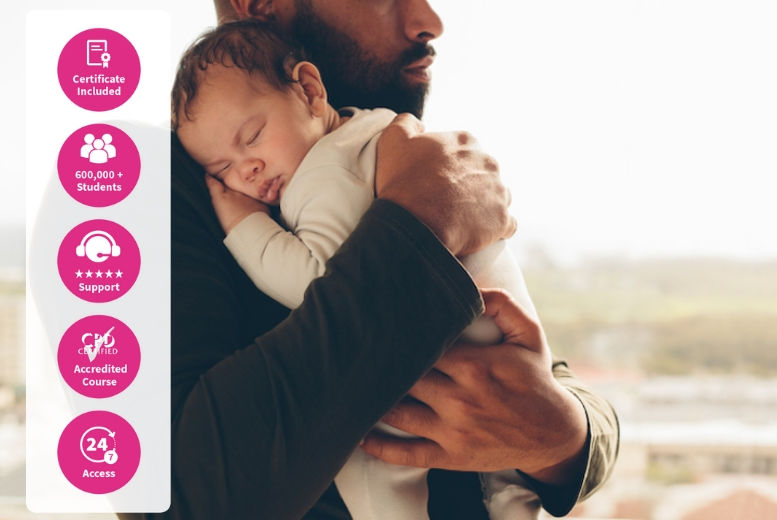 Online Baby Care Course – CPD Certified