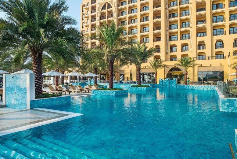 Long Haul & Cruises: 3-7nt 5* Luxury Central Dubai Holiday & Flights