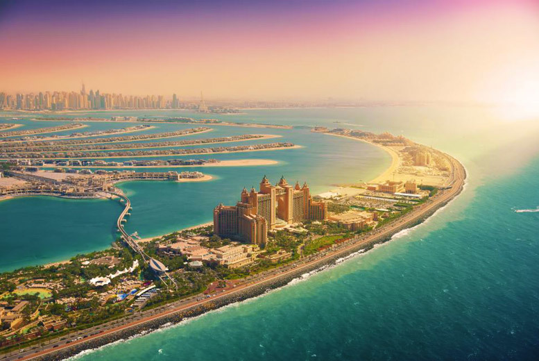 3-7nt 5* Luxury Central Dubai Holiday & Flights