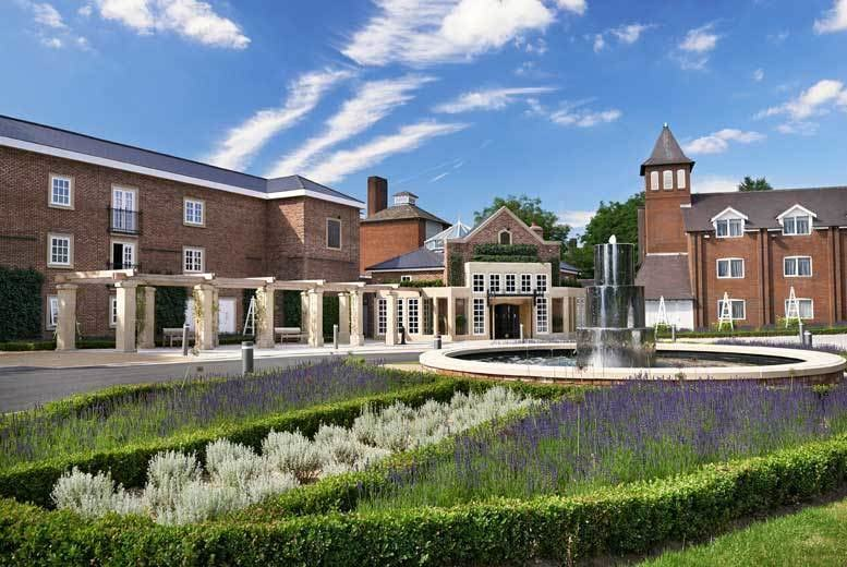 Luxury 4* Spa Break, Prosecco or Dining for 2 @ The Belfry