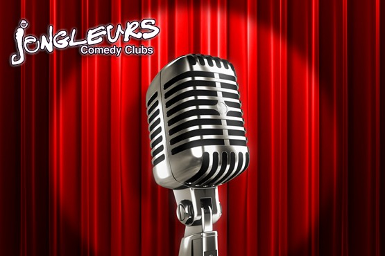 £17 for 2 Saturday night comedy tickets plus a glass of bubbly each & nightclub entry or £34 for 4 at Jongleurs – save up to 53%