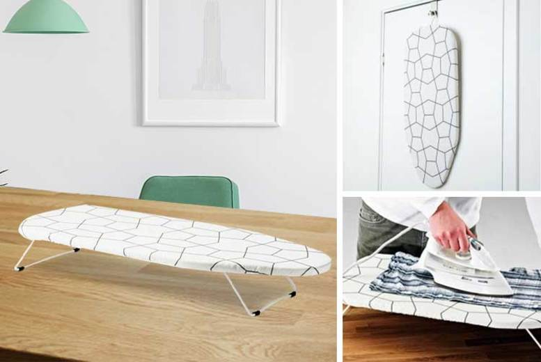 Table-Top Mini Ironing Board for £7.99