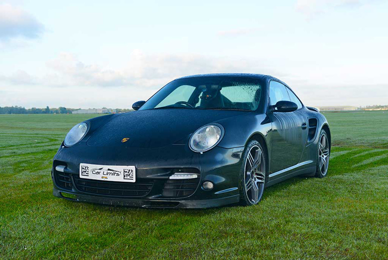 3-Lap Porsche 911 Turbo Driving Experience - 6 Locations!
