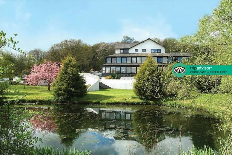 Lake District, Breakfast, 3-Course Dinner & Leisure Access for 2