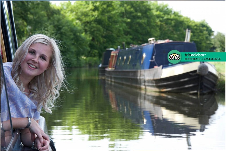 3hr Barge Hire for up to 12 from Lancashire Canal Cruises