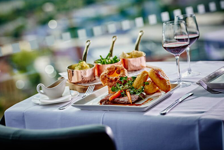 Marco Pierre White 2-Course Sunday Lunch & Wine for 2