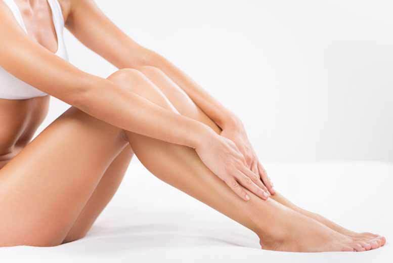 Edinburgh: 6 Sessions of IPL Hair Removal @ Naturalaser – 14 Locations! from £49