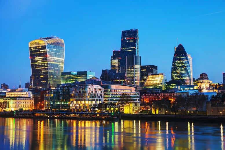 UK City Breaks: 1-2nt 4* London Stay, View from The Shard, Thames Cruise & Breakfast