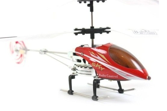 £18.99 instead of £49.99 for a state of the art Remote Control Helicopter from Genee Wenee – get the perfect gift and save 62%