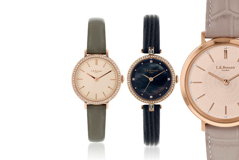 LK Bennett Ladies Watches – 17 Designs!