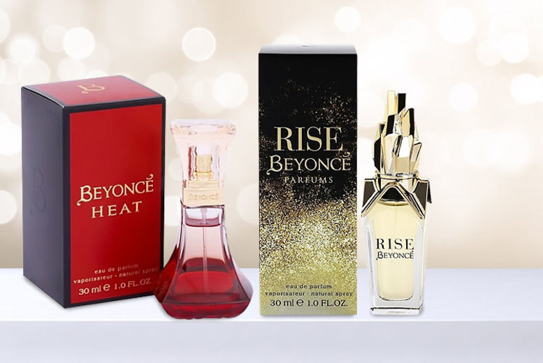 30ml Beyonce Heat or Rise EDP