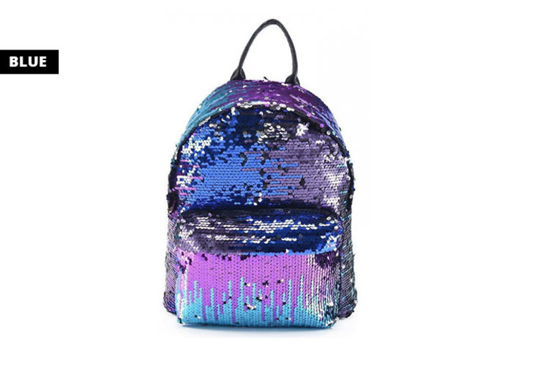 Reversible Sequin Backpack  4 Colours!