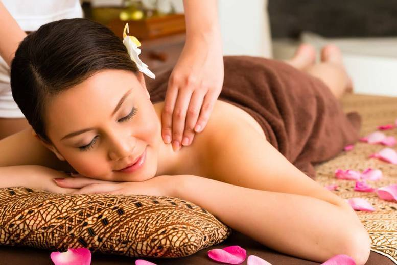 Choice of 1hr Massage, Eastbourne – Swedish, Bamboo & More!