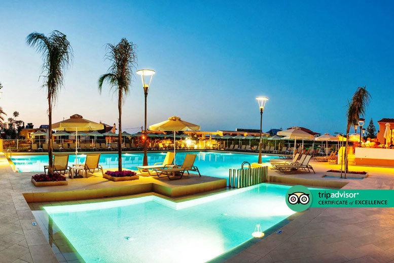 3-7nt Luxury 5* All-Inclusive Crete Getaway & Flights