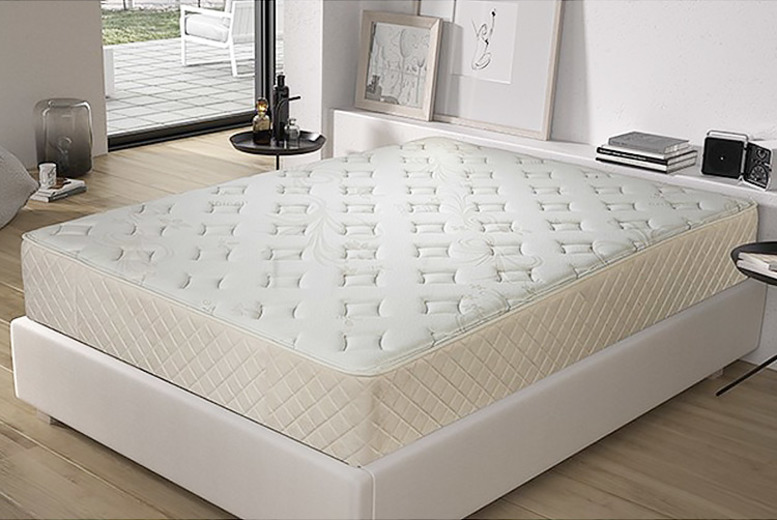 Cashmere Memory Foam Mattress – 4 Sizes from £99
