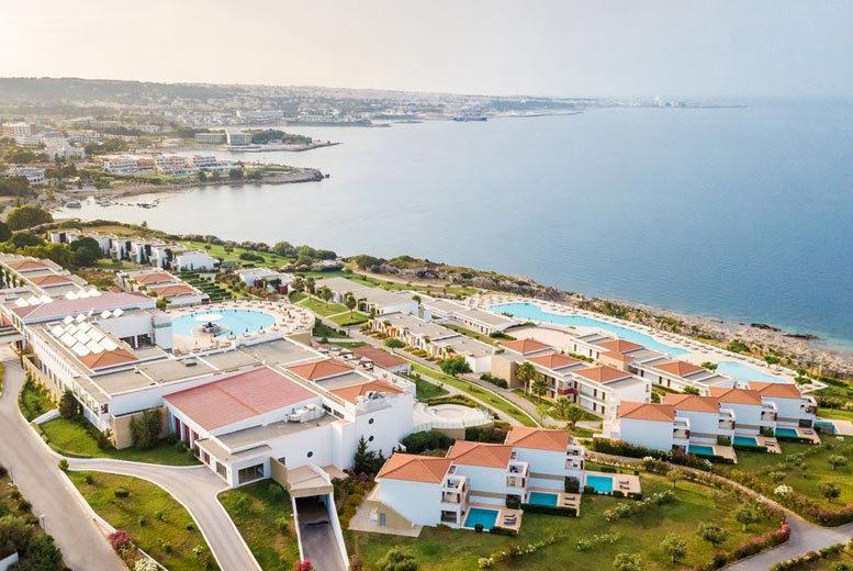 5* Kresten Royal Villas & Spa Rhodes Seaview Stay, All-Inc & Flights
