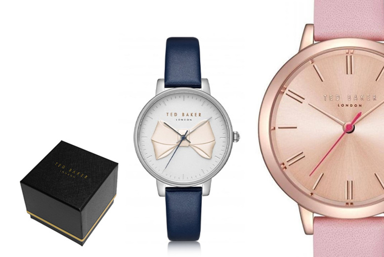 Ted Baker Ladies' Watches - 13 Styles!