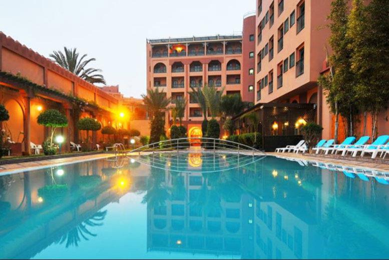 European City Breaks: 2-4nt 4* Marrakech Spa Escape, Breakfast & Flights