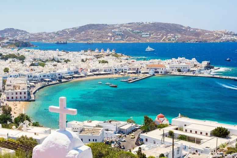 3-7nt Mykonos Retreat, Breakfast, Airport Transfers & Flights