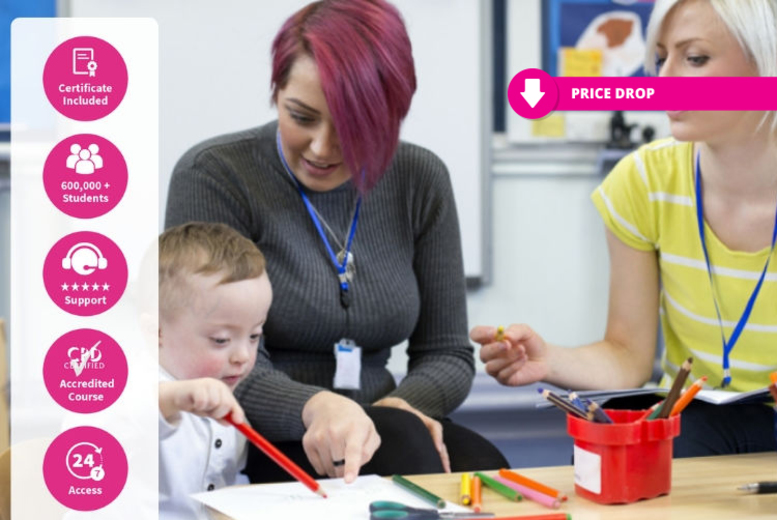 Online Special Education Needs Course – CPD Certified