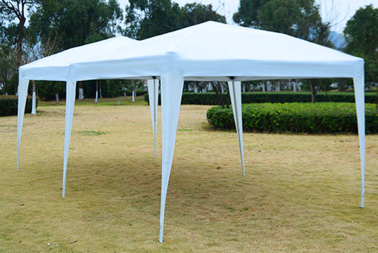 3 x 6m Waterproof Pop-Up Gazebo