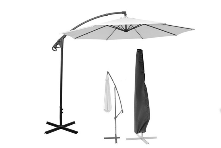 XL Waterproof Parasol Cover