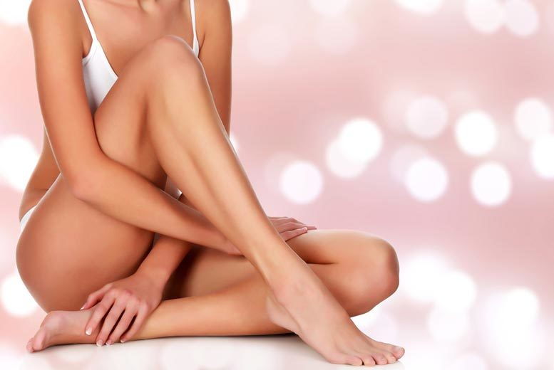 6 Laser Hair Removal Sessions – Small, Medium, Large Area or Full Body!