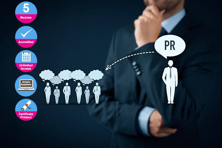 Online Accredited Public Relations Course – CPD Certified
