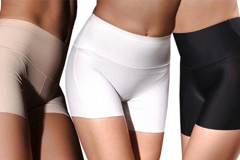 Anti-Chafing Seamless Pants – UK Sizes 8-14 & 3 Colours! (£5.98)