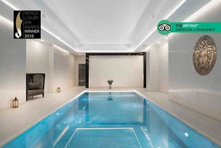 Spa Access, Champagne & 3 Treatments for 2 @ 5* Montcalm, Shoreditch