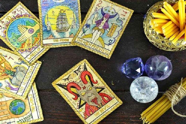 Online Tarot Master Course