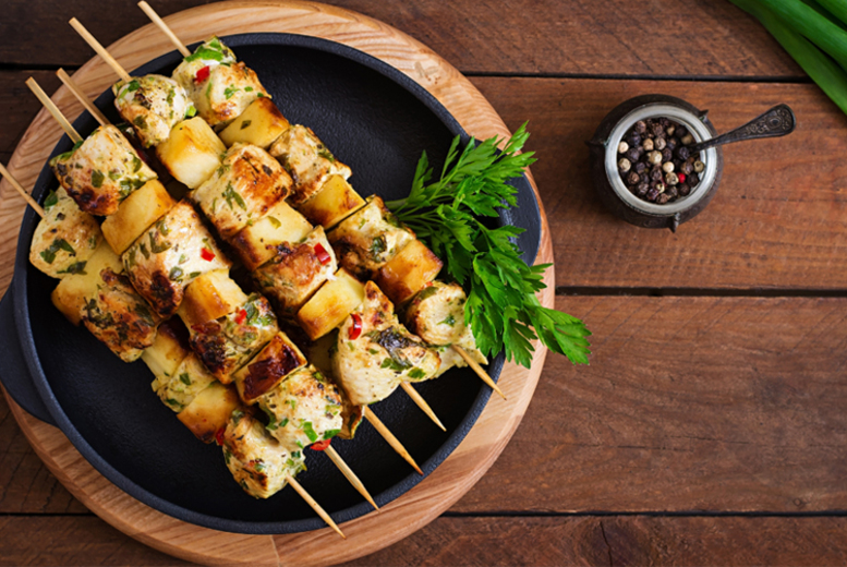 150pc 12″ Bamboo BBQ Skewers