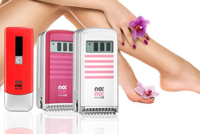 £69 instead of £175  (from no!no!) for a no!no! Plus professional hair removal device, £99 for a no!no! 8800 - choose from three colours and save up to 61%