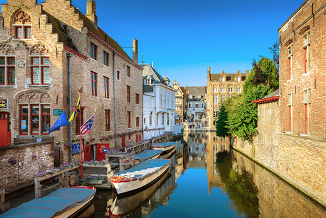 From £249pp (from Superbreak) for a three-night new year mini cruise from Hull to Bruges including dinners and breakfasts, entertainments and Antwerp and Bruges excursions
