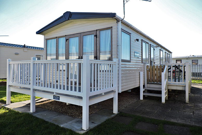 £89 for a four-night caravan break for up to six in bronze accommodation, £119 for silver and £139 for gold at Coastfields Holiday Village, Ingoldmells - save up to 30%