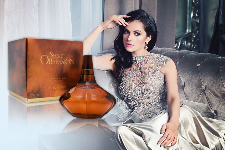 £12.99 instead of £40.01 (from Online Beauty Deals) for a 50ml bottle of CK Secret Obsession EDP - spritz and save 68%